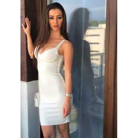 Ekskluzywna BANDAŻOWA sukienka