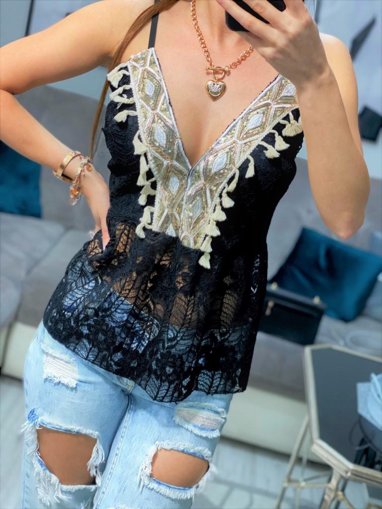 bluzki na lato