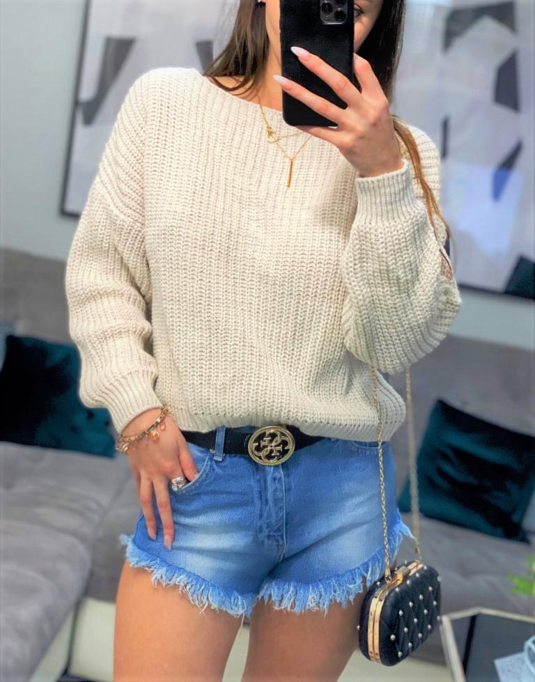 sweterek damski