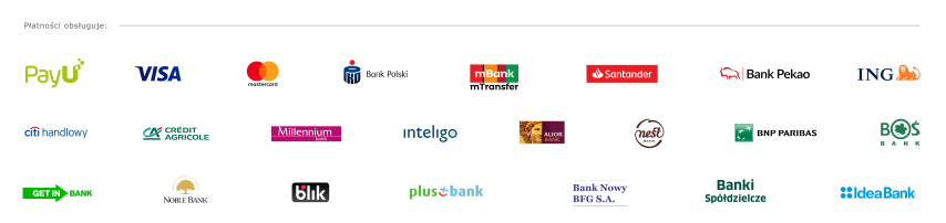 Metody płatności butik online smlfashion.pl