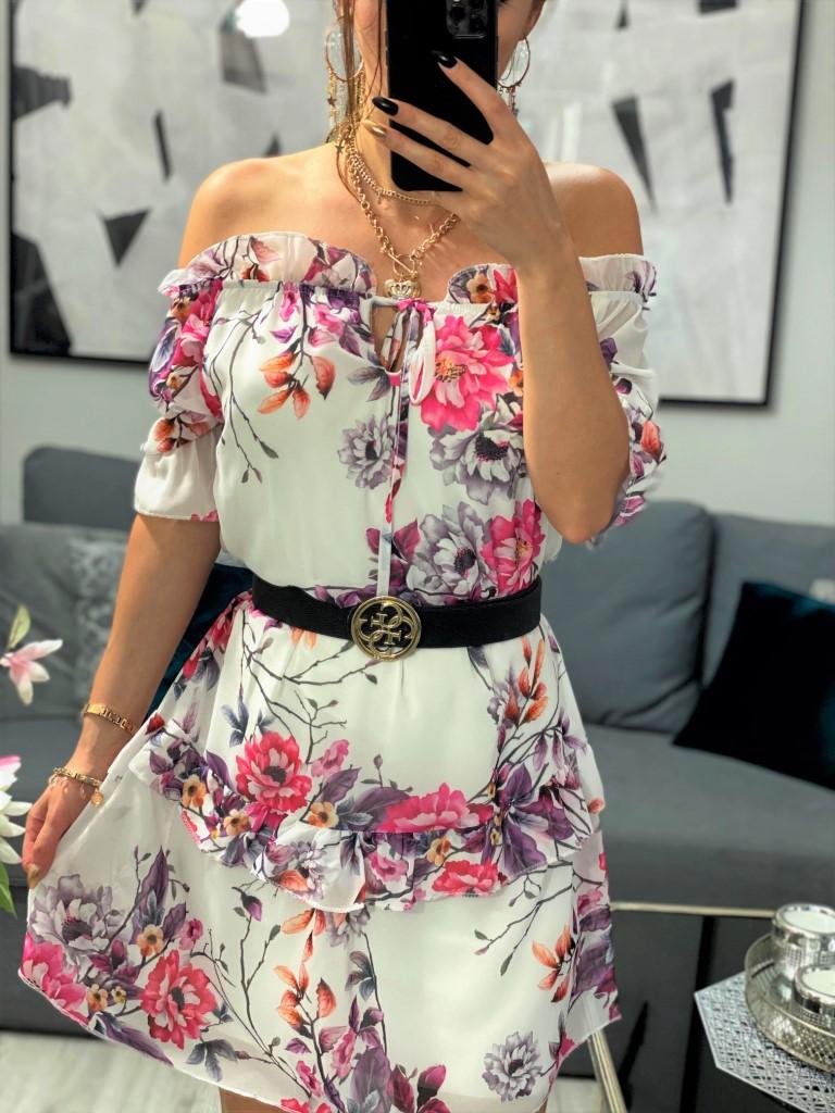 sukienki letnie w kwiaty