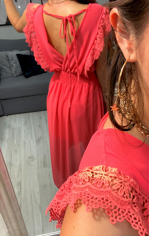 sukienka midi na wesele
