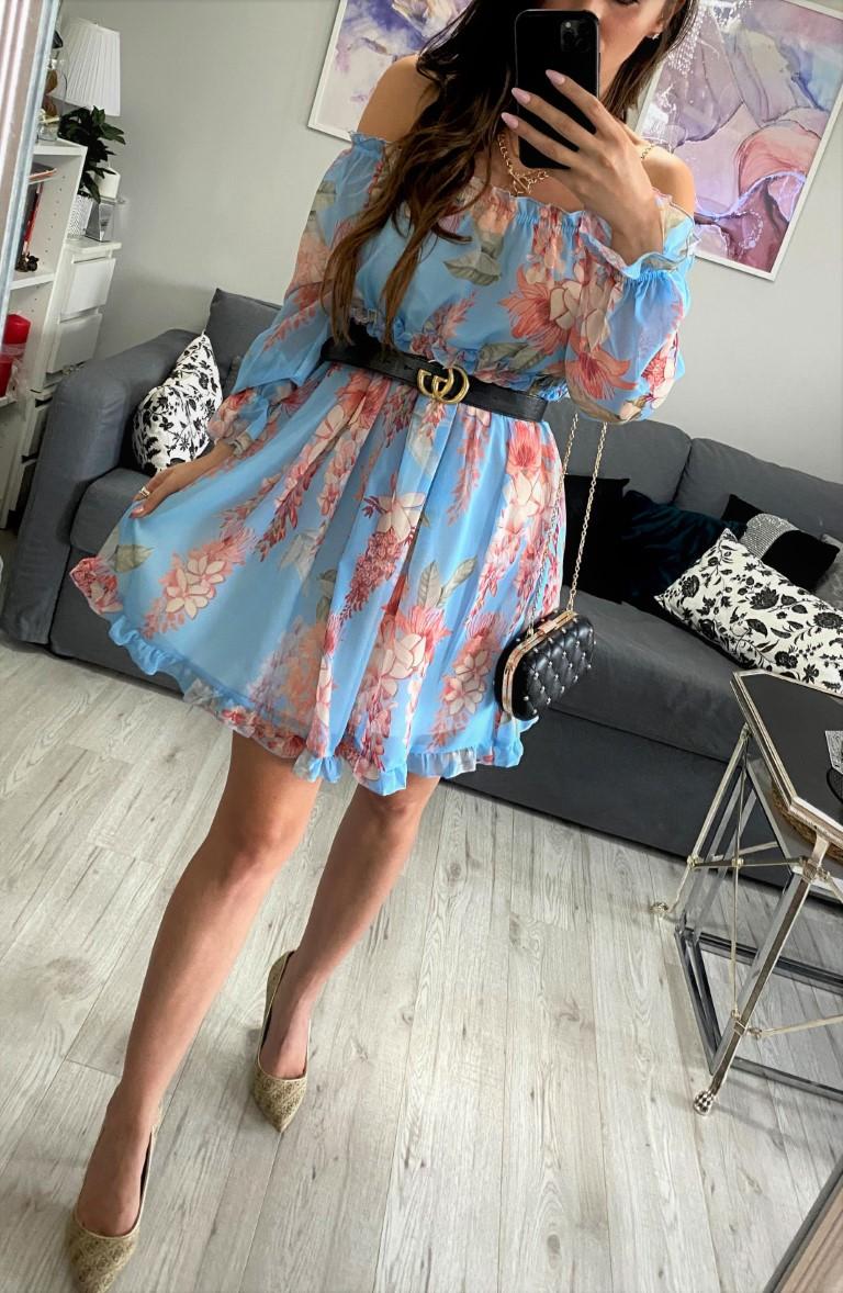 sukienki midi